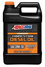 DOMINATOR 20W-50 Competition Diesel Oil (DCO)