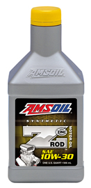 Z-ROD 10W-30 Synthetic Motor Oil (ZRT)