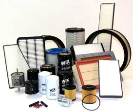 WIX Air, Fuel, Cabin Filters and More