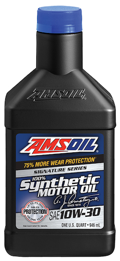 SAE 10W-30 Signature Series 100% Synthetic Motor Oil (ATM)